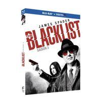 Générique - The Blacklist Saison 3 Blu-ray