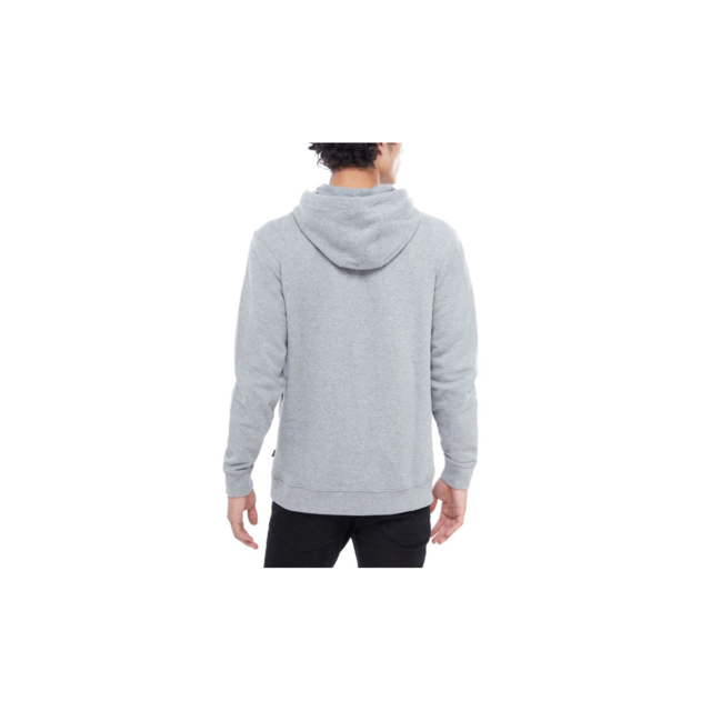 Sweat à Capuche Classic Concrete Heather Blk