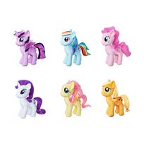Hasbro - My little pony - Peluche My Little Pony 30 cm