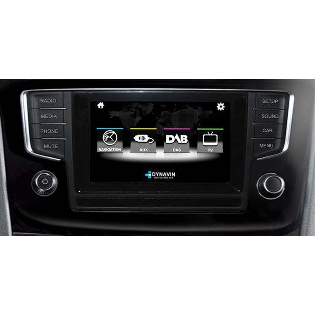 Dynavin Dvn-in001VWG, Interface pour Golf 7 et Skoda 2013-xx