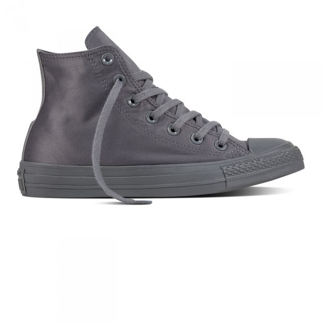 Star Converse Anthracite H17 W All Chaussures Brushed Hi Shield AA1wEUrxq
