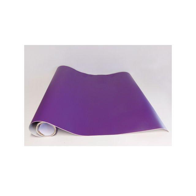 Adzif.biz Le sticker de decoration Rouleau adh/ésif 1 m x 123 cm Papier Peint Autocollant Turquoise Mat