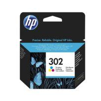 HP - F6U65AE - Cartouche d'encre 302 3 couleurs