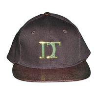 Distinct By Rohff - Distinct - Casquette Snapback - Taille Réglable - Distinct Croco - Marron