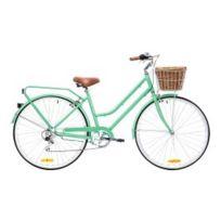 Reid - Vélo Vintage Lite vert femme