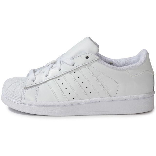 Adidas originals - Superstar Foundation Blanche Enfant