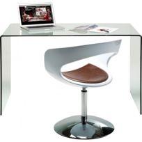 Karedesign - Bureau en verre Clear Club Office Kare Design