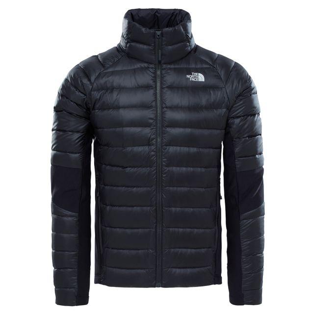 The north face - Doudoune The North Face Crimptastic hybrid jacket. Couleur    Noir 3f219853494