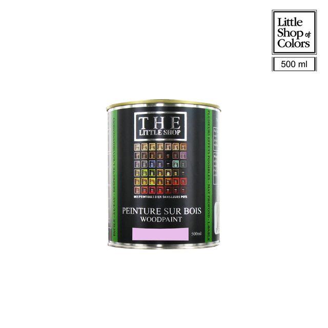 little shop of colors peinture sur bois violet percival 500ml pas cher achat vente. Black Bedroom Furniture Sets. Home Design Ideas