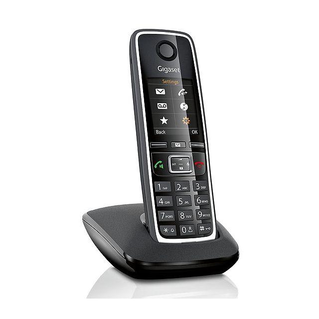 gigaset c530 c530 pas cher achat vente t l phone fixe sans fil rueducommerce. Black Bedroom Furniture Sets. Home Design Ideas