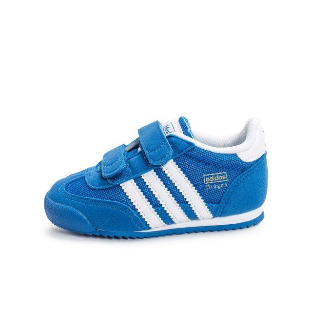 adidas dragon bleue marine