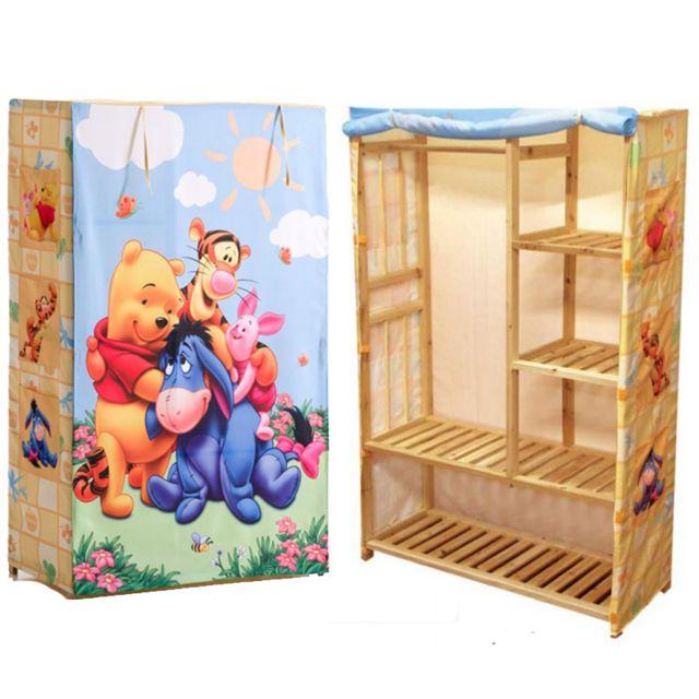 Jemini - Penderie armoire Winnie l\'ourson Disney - pas cher Achat ...