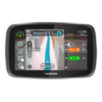 TomTom - Pro 7250 Truck - Gps-navigationsgerät - Kfz -anzeige: 13 cm 5 Zoll Breitbild