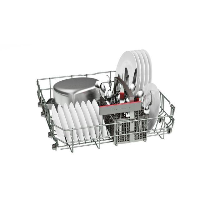Bosch Lave-vaisselle SuperPlus - SMV46IX13E - Blanc