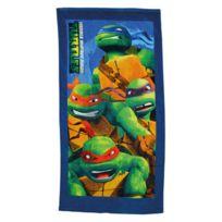 Unitedlabels Ag - Serviette de bain - Les Tortues Ninja serviette de bain Scream 150 x 75 cm