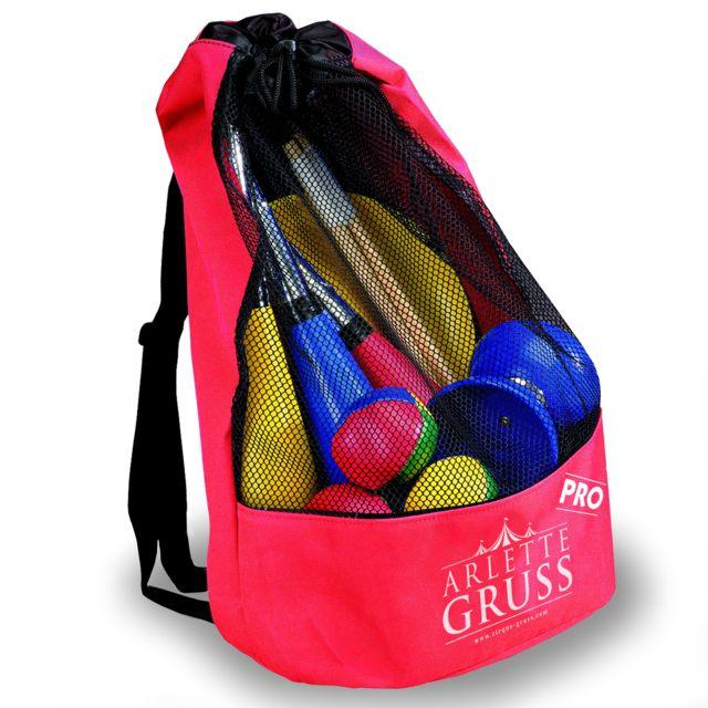 Megagic Jonglerie Arlette Gruss : Kit de jonglerie avec 4 accessoires et Dvd