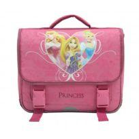 Disney - Princesses Cartable scolaire école enfant fille Rose