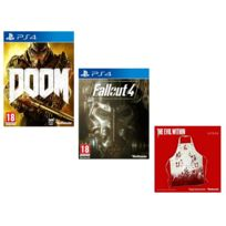 BETHESDA - PACK PS4