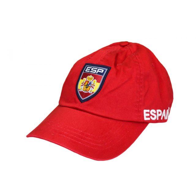 Ralph Lauren - Casquette rouge Espagne pour homme Taille unique - pas cher  Achat   Vente Casquettes, bonnets, chapeaux - RueDuCommerce 84a3d878621