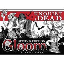 Atlas Games - Jeux de société - Gloom Second Edition : Unquiet Dead