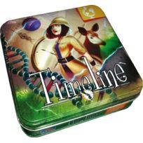 Hazgaard Editions - Jeux de société - Timeline 2 : Découvertes