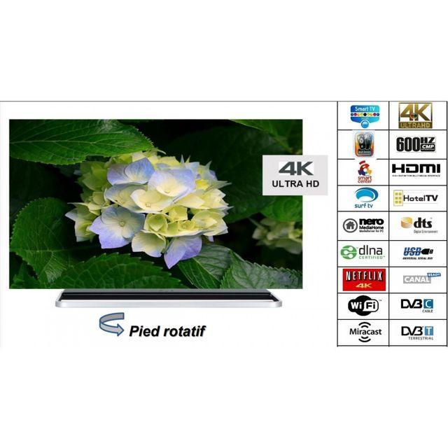 Telefunken Téléviseur - Fh49N04CWB16 49' Ultra Hd et Smart Tv