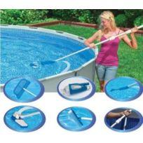 Intex - Kit d'entretien piscine Luxe