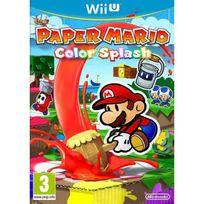 NINTENDO - Paper Mario Color Splash - Wii U