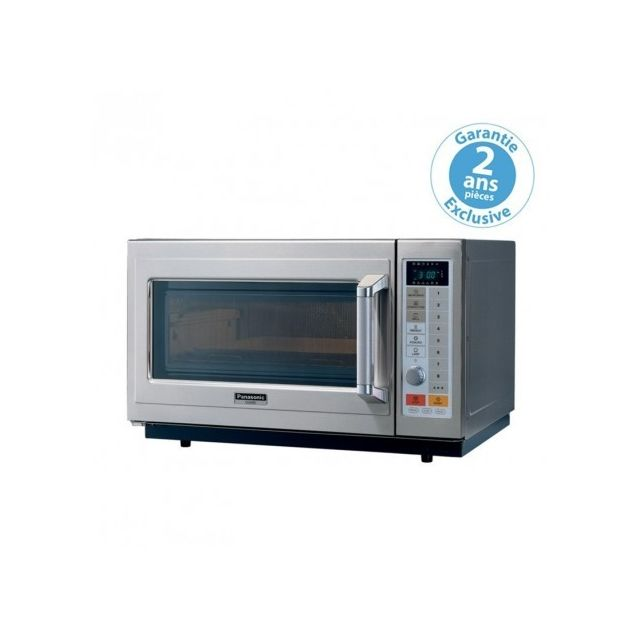 Panasonic Four micro-ondes professionnel multi-fonctions- 30 L - 1350 W