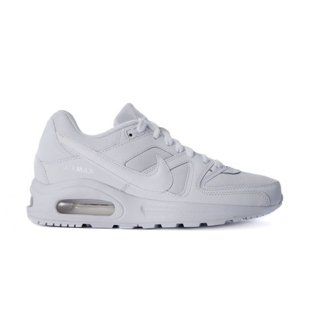 Nike - Air Max Command Flex Blanc - 36 1 2 - pas cher Achat   Vente Baskets  femme - RueDuCommerce 0201276bdf05