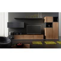 House and Garden - Ensemble Meuble Tv Design + Buffet Notte