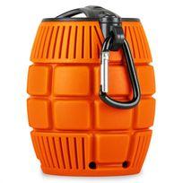 ONECONCEPT - Grenadier Haut-parleur portable Bluetooth -orange