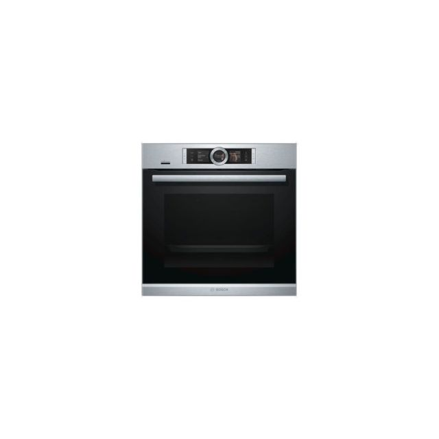 Bosch Hrg6769s6 - Four Encastrable Multifonction - Airpulse 4d - 71l - Pyrolyse - A - Inox