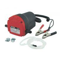 Autobest - Pompe de vidange moteur 12V 60W avec fusible 10A