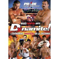 Fightsport - Pride Dynamite ! Mixed Martial Arts Explosion