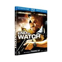 Seven 7 - End of Watch Blu-ray