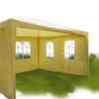 Miadomodo - Pavillon tonnelle de jardin 3 x 4 m FZP02