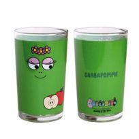 Barbapapa - Petit Verre Barbalala Vert - Pomme