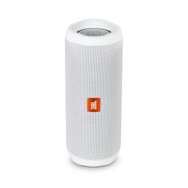 Destockage Jbl Enceinte Bluetooth Flip 4 Blanc Pas Cher