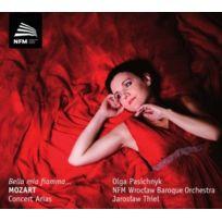 Accord - Bella Mia Fiamma. Mozart Concert Arias - Cd
