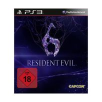 Capcom - Resident Evil 6 import allemand