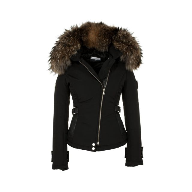 Veste en cuir femme 50 euros