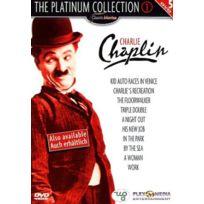 Hobbytech - Charlie Chaplin - The Platinum Collection Vol 1 - Coffret Dvd