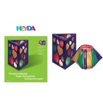 Heyda - Papiers transparents