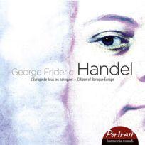 Harmonia Mundi - Georg Friedrich Haendel - L'Europe de tous les baroques Coffret
