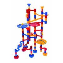 James Galt & Co. Ltd. - James Galt & Co Ltd - 1004054 - Jeu De Construction - Circuit De Billes GÉANT - 100 PiÈCES