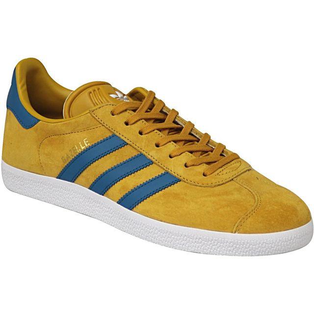 gazelle adidas jaune pas cher