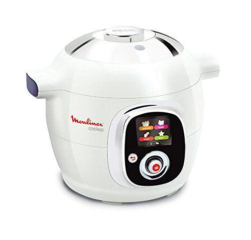 MOULINEX Multicuiseur Cookeo CE704110 Intéractif