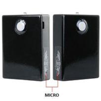 Shopinnov - Micro espion avec appel automatique