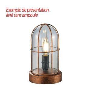 Millumine - Lampe salon Cuivrée Port de Honfleur - pas cher Achat ...